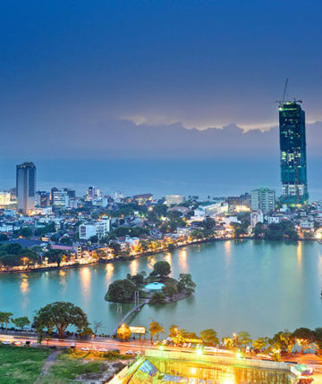 Day tour of Colombo