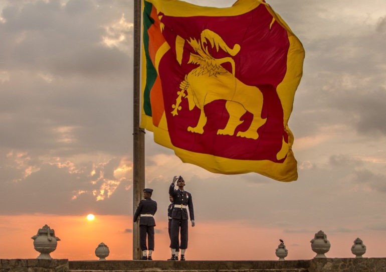 Sri Lanka and Sri Lankans will prevail